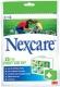 Nexcare elsősegély csomag: gumikesztyű, fertőtlenítő, kötésrögzítő, sebzárók, sebtapaszok