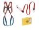 Top testheveder (C71035) + hevederszalagos energiaelnyelő (C71410) + táska (C71600)
