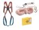 Top testheveder (C71035) + vezérelt zuhanásgátló 10 m kötéllel (C71353) + táska (C71600)