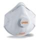 Uvex Classic FFP2D NR  formázott, szelepes részecskeszűrő maszk