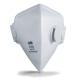 Uvex Classic FFP3D NR  paneles, szelepes részecskeszűrő maszk
