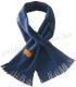Coverscarf polár nyaksál, kék, 250 g/m2-es polár