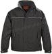 TYPHON  fekete, lélegző kabát plusz nadrág, vízhatlan, szakadásbiztos PA/PU Ripstop