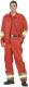 46332M Derekas nadrág 245gr 35%pamut-65%PE kevertszálas anyagból, mentős ruházat