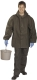 Neoprém takarító ruha, varrott és hegesztett, kapucnis, kopásálló