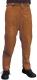 Hegesztő nadrág , hasíték bőr alapanyag, kevlár cérnával varrva