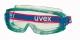 UVEX ultra Sonic, vegyszerálló, karc és páramentes acetát lencse, szellőző, víztiszta