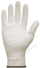 P 202  Normál kesztyű Pu bevonat az ujjakon és a tenyéren