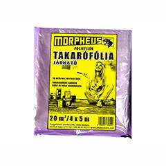 MORPHEUS Takarófólia 4x5m Járható (15 mikron)