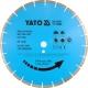 Gyémánt vágótárcsa szegmentált 300 YATO