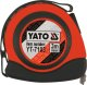 Mérőszalag  3m/16mm mágneses nylon coated YATO