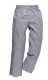 Bromley séf nadrág, kockás (kék fehér), 100% pamut
