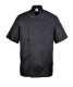 Cumbria séf kabát, fekete, Kingsmill 190g, 65% poliészter, 35% pamut