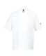 Cumbria séf kabát, fehér, Kingsmill 190g, 65% poliészter, 35% pamut