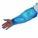 PE karvédő (100 db), kék, Polietilén