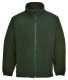 Aran polár pulóver, zöld, 100% poliészter bolyhosodásmentes (280g)