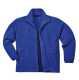 Argyll vastag polár pulóver, royal kék, 100% poliészter