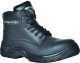 Compositelite szőrmebéléses védőbakancs, S3 CI, fekete