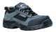 Compositelite TREKKER S1 félcipő, fekete, Velúrbőr, PU/PU külső