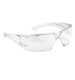 Clear View védőszemüveg, víztiszta, Polikarbonát