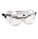 Gumipántos (indirekt) védőszemüveg