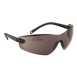 Pan View védőszemüveg, fekete, 0