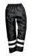 Iona Lite nadrág, fekete, 100% poliészter, 300D Oxford szövés, PU bevonattal, 190g. tanúsítás EN343 Class 3:1