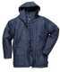 Dundee bélelt kabát, tengerészkék, 100% poliészter, PVC bevont (160g)