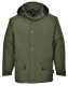"""Arbroath lélegző polár béléses kabát, zöld, 100% poliészter """"lélegző"""" PU bevonattal (160g)"""