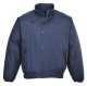 Falkirk dzseki, tengerészkék, 100% poliészter, PVC bevont (160g)