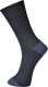 Klasszikus zokni, fekete, 80% pamut, 20% Nylon