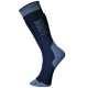 Extreme meleg zokni, fekete, Külső - 60% gyapjú, 40% nylon, Belső - 100% Viafil