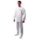 BizTex® Microporous kabát & nadrág, Type 6 PB, fehér