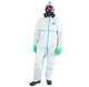 Biztex Microporous 4/5/6 overál, fehér, BizTex® Microporous