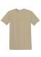 Heavyweight T, 185g, Sand -Homok szín kereknyakú póló