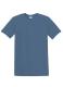 Heavyweight T, 185g, Indigo Blue- Indigó kék kereknyakú póló