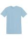 Heavyweight T, 185g, Light Blue- Világos kék kereknyakú póló