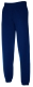 F/J Jog Pants Elasticated Cuffs, 280g navy 128