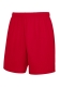 Mens Perfomance Short, 140g, Red-Piros