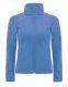 Hooded Softshell /women, Azure Blue-Azúr kék