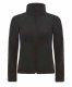 Hooded Softshell /women, Black-Fekete