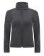 Hooded Softshell /women, Dark Grey-Sötét szürke