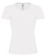 Exact 190 Top /women, 185g, White-Fehér